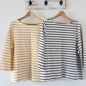 Set of 2 Old Navy Striped Tops